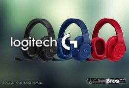 Logitech G433 Review