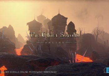 The Elder Scrolls Online: Morrowind Announced