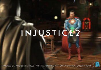 Injustice 2: Shattered Alliances Part 1 Trailer