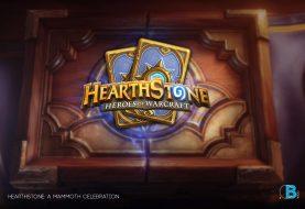 HearthStone: A Mammoth Celebration