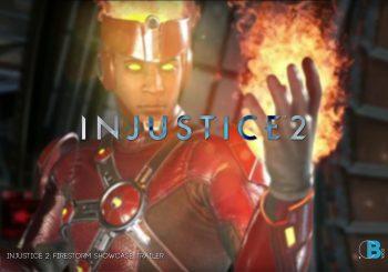 Injustice 2: Firestorm Showcase Trailer