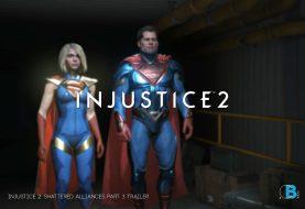 Injustice 2: Shattered Alliances Part 3 Trailer