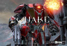Quake Champions: Clutch Profile and Trailer Released