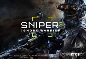 Sniper Ghost Warrior 3: Official Dangerous Trailer