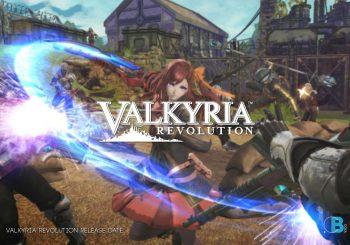 Valkyria Revolution: Release Date