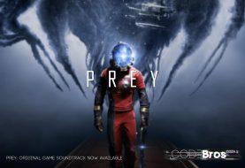 Prey: Original Game Soundtrack Now Available