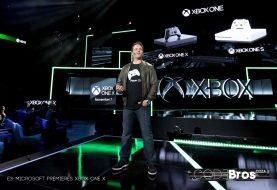 E3: Microsoft Premieres Xbox One X