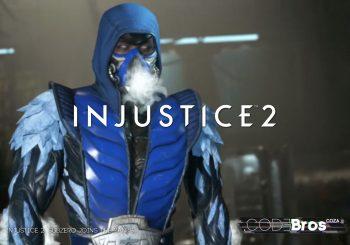 Injustice 2: Sub-Zero Joins The Ranks