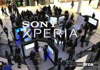 #ItsASony Xperia Mall Activation Launch