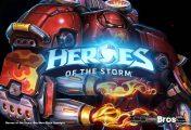Heroes of the Storm: New Hero Blaze Spotlight