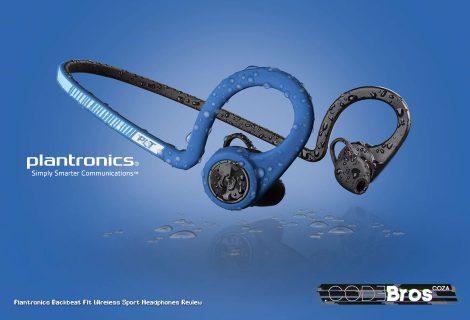 Plantronics: BackBeat Fit Sport Headphones Review