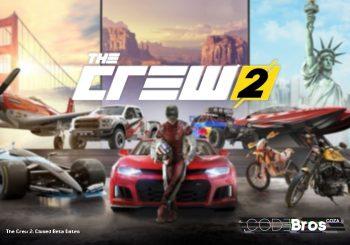 The Crew 2: Closed Beta Details