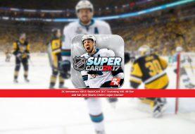 2K Announces NHL SuperCard 2K17 featuring NHL All-Star