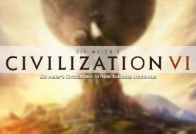Sid Meier's Civilization® VI is Now Available Worldwide