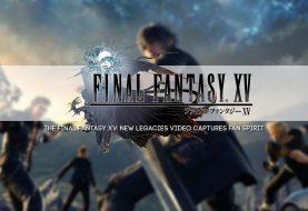 Final Fantasy XV: New Legacies Showcase Video