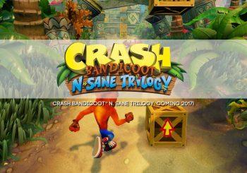 Crash Bandicoot® N. Sane Trilogy: Coming 2017!