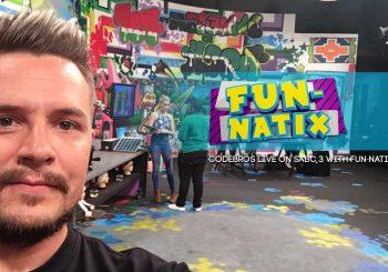 CodeBros Live on SABC 3 with Fun-Natix