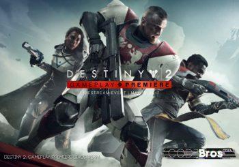Destiny 2: Gameplay Premiere Livestream