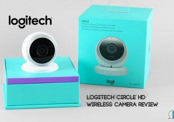 Logi (Logitech) Circle HD Wireless Camera