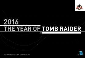 2016: The Year of Tomb Raider