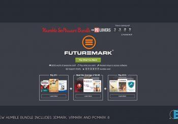 New Humble Bundle: Futuremark Epicness