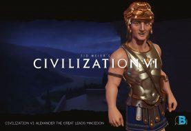 Civilization VI: Alexander the Great Leads Macedon