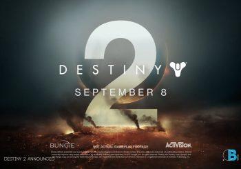 Destiny 2 Announced