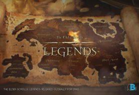 The Elder Scrolls: Legends Released Globally for iPad