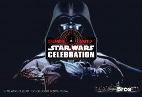 Star Wars Celebration Orlando Starts Today