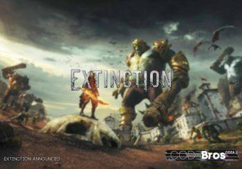 Extinction Announced