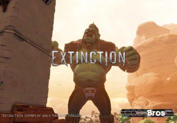 Extinction: Gameplay Walk-Through Trailer