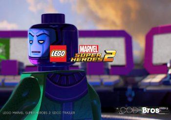 Lego Marvel Super Heroes 2: SDCC Trailer