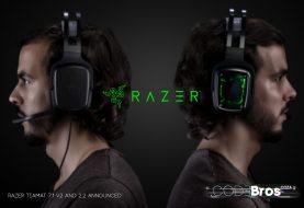 Razer Tiamat 7.1 V2 and 2.2 Announced