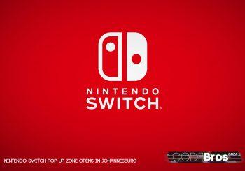 Nintendo Switch Pop Up Zone Opens in Jo'burg