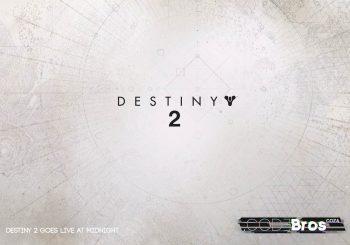 Destiny 2: Guardians Gather at Midnight