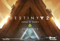 Destiny 2 Expansion 1: Curse of Osiris Livestream