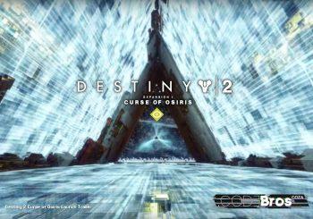 Destiny 2: Curse of Osiris Launch Trailer