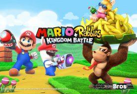 Mario + Rabbids: Donkey Kong Is Here!