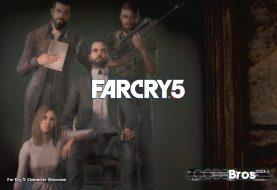 Far Cry 5: Character Showcase