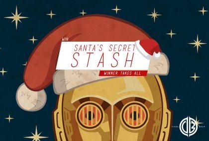 Giveaway: Santa's Secret Stash