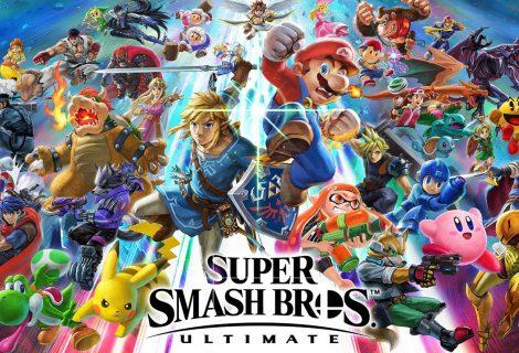 Super Smash Bros Registration